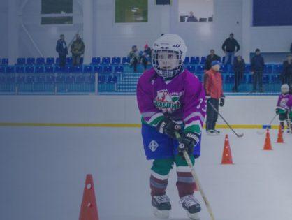 Набор в летний хоккейный кемп