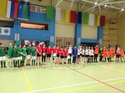 Открытый турнир по мини-футболу, среди юношей 2005-2006 гг.р., посвящённый Международному женскому Дню.
