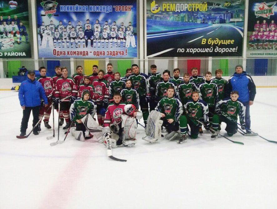 Товарищеские встречи по хоккею с шайбой среди юношей 2004-2006 г.р., посвящённые Международному женскому дню 8 марта.