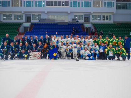 Первенство Югры по хоккею среди ветеранов спорта с 25 по 30 марта 2019 года