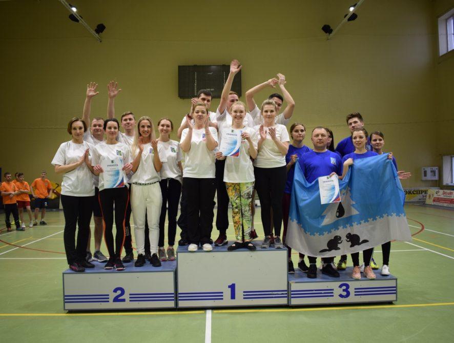 19 апреля 2019 г. в спортивном зале МАУ ФОК «Олимп» прошли соревнования «Весёлые старты», посвящённые Дню местного самоуправления