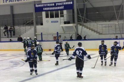 Открытый турнир ООО «Газпром трансгаз Югорск» по хоккею с шайбой