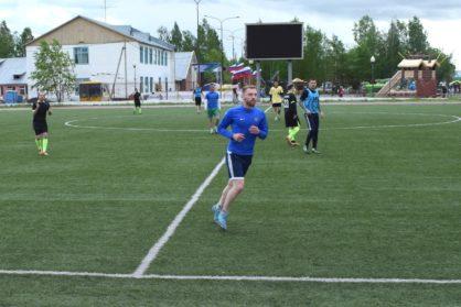 12 июня 2019 г. на стадионе «Юбилейный» состоялся Турнир по футболу, среди мужских команд, посвящённый Дню Советского района.