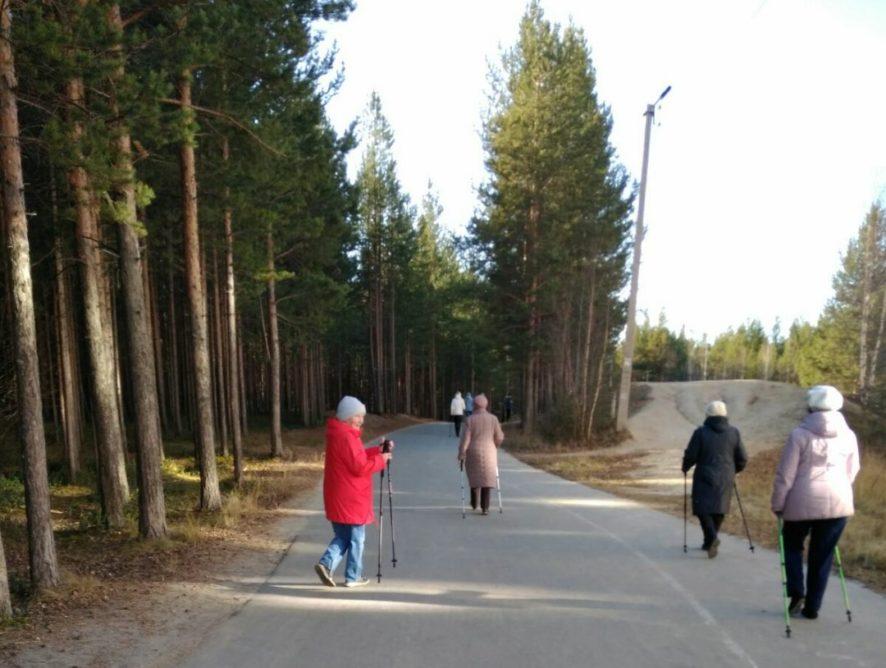 Польза скандинавской ходьбы для здоровья человека очевидна.