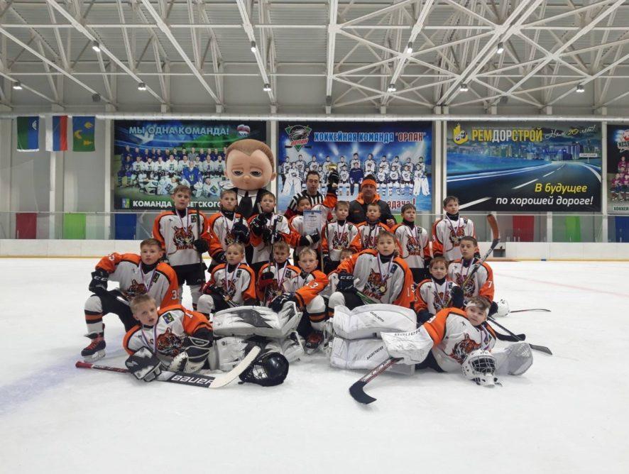Первенство Советского района по хоккею с шайбой среди детских команд 2009-2011 г.р., посвящённое международному Дню толерантности.
