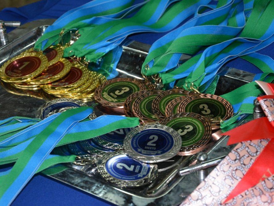 Воспитанницы конноспортивной секции МАУ ФОК «Олимп» с 18 по 23 сентября 2019 г. приняли участие в Открытых региональных соревнованиях по конкуру и выездке.