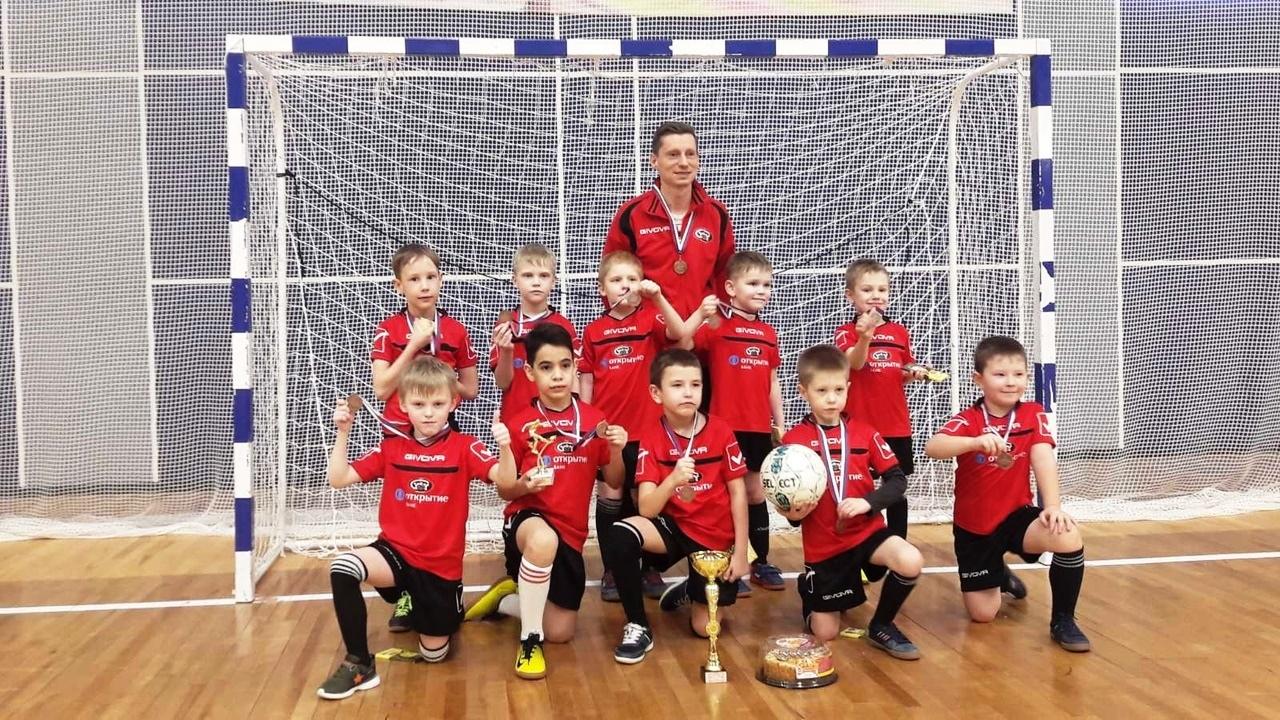 15-16 февраля в г.Югорске прошёл Открытый турнир города Югорска по мини-футболу среди команд юношей 2012-2013 гг.р