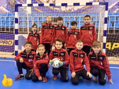 3 тур Первенства ХМАО-Югры по мини-футболу (зона «Запад») среди юношей 2008-2009 гг.р.